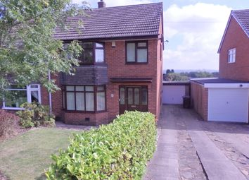 Thumbnail 3 bedroom semi-detached house to rent in Sycamore Close, Meir Heath, Stoke-On-Trent