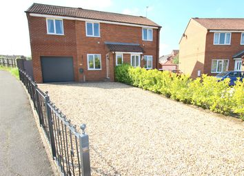 Thumbnail 2 bed semi-detached house for sale in Fitzjohn Close, Malton