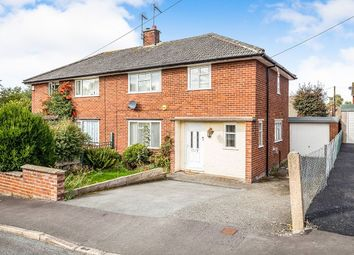 Thumbnail 3 bed semi-detached house to rent in Moldsdale Road, Mold