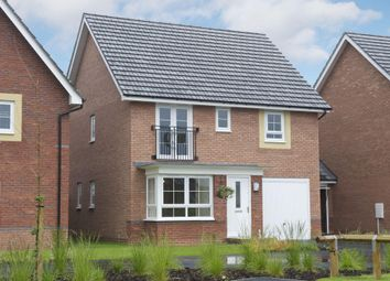 "Thumbnail 4 bed detached house for sale in ""Tavistock"" at Yarnfield, Stone"