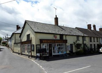 Thumbnail Retail premises for sale in Whimple, Devon