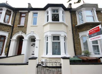 Thumbnail 3 bed terraced house to rent in Morley Road, London