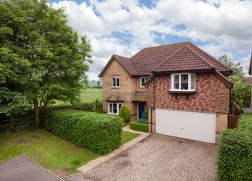 Thumbnail 5 bed detached house for sale in Queens Close, Balsham, Cambridge