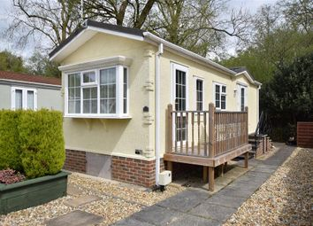 Thumbnail 1 bed mobile/park home for sale in Worthing Road, Southwater, Horsham, West Sussex