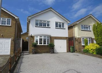 Thumbnail 4 bed detached house for sale in Harold Wood, Romford, Essex