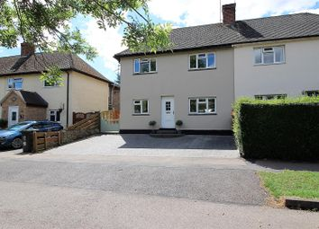 Thumbnail 4 bed semi-detached house for sale in Brookside, Glapthorn, Peterborough