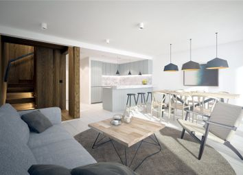 Thumbnail 2 bed flat for sale in Alderbank, St Johns Road, Altrincham