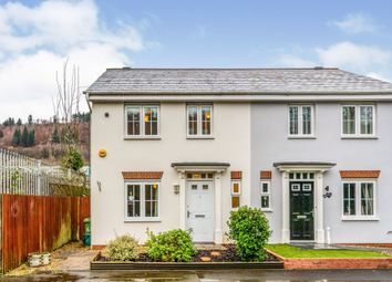Thumbnail 3 bed semi-detached house for sale in Maes Y Ffynnon, Ynysboeth, Mountain Ash