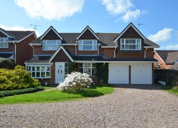 Thumbnail 5 bed detached house for sale in Medhurst Close, Dunchurch, Rugby
