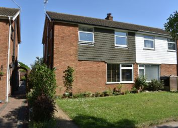 Thumbnail 4 bedroom semi-detached house for sale in Woodlands, Chelmondiston, Ipswich