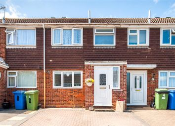 Thumbnail 3 bed terraced house for sale in Walmer Gardens, Sittingbourne