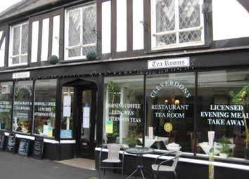 Thumbnail Restaurant/cafe for sale in 18 Mill Street, Bideford, Devon