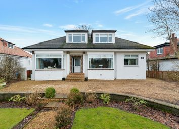 Thumbnail 5 bed detached bungalow for sale in 185 Mearns Road, Newton Mearns
