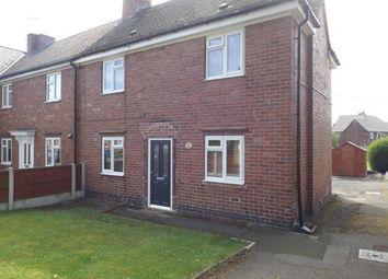 Thumbnail 2 bed end terrace house for sale in St. Augustines Crescent, Chesterfield, Derbyshire