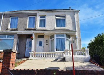 Thumbnail 4 bed semi-detached house for sale in Penywern Road, Neath