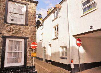 Thumbnail 3 bed flat for sale in Lower Chapel Street, East Looe, Looe