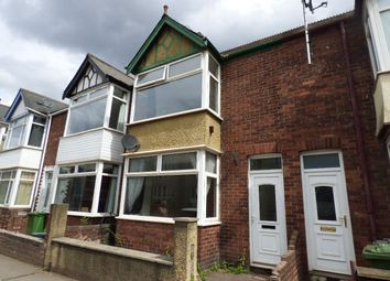 Thumbnail 3 bed terraced house to rent in Bonhay Road, Exeter