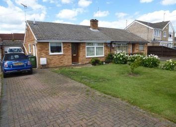 Thumbnail 2 bed semi-detached bungalow for sale in Birch Avenue, Chatteris