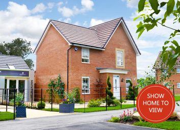 "Thumbnail 4 bed detached house for sale in ""Lincoln"" at Tenth Avenue, Morpeth"