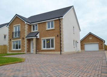 Thumbnail 5 bed detached house for sale in High Street, Newarthill