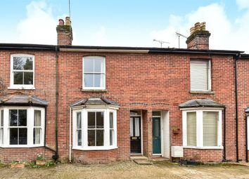 Thumbnail 2 bed terraced house for sale in St Marys Terrace, Twyford, Winchester, Hampshire