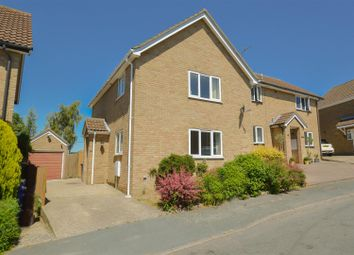 Thumbnail 3 bedroom semi-detached house to rent in Rowell Close, Haverhill