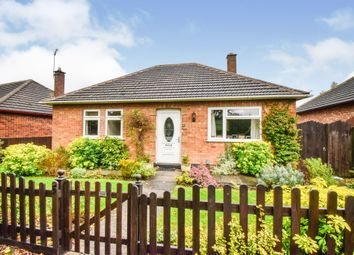 Thumbnail Detached bungalow for sale in Langdale Walk, Market Harborough