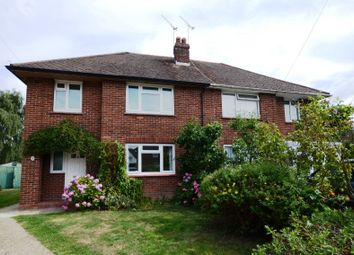 Thumbnail 3 bed semi-detached house to rent in James Way, Camberley