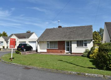 Thumbnail 3 bedroom bungalow for sale in Trull Green Drive, Trull, Taunton