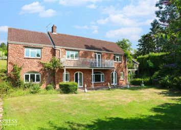 Thumbnail 4 bed detached house for sale in Preston Bowyer, Milverton, Taunton, Somerset