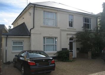 Thumbnail 1 bed flat to rent in Brighton Road, Horley, Surrey