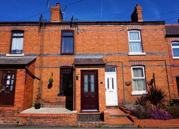 Thumbnail 2 bed terraced house for sale in Church Street, Rhostyllen