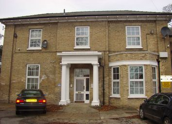 Thumbnail 1 bed flat for sale in Norwich Road, Wisbech
