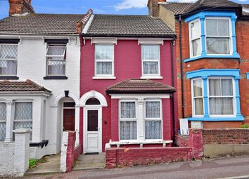 Thumbnail 3 bed terraced house for sale in Pagitt Street, Chatham, Kent