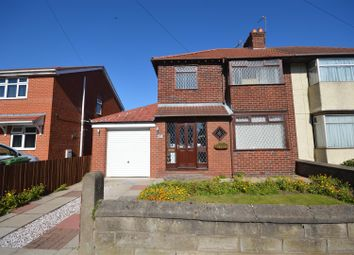 Thumbnail 3 bed semi-detached house for sale in Borrowdale Road, Moreton, Wirral
