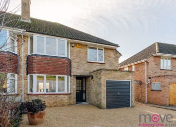 Thumbnail 4 bed semi-detached house for sale in Campden Road, Cheltenham