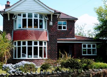 Thumbnail 5 bed detached house for sale in Cloverley Drive, Timperley, Altrincham