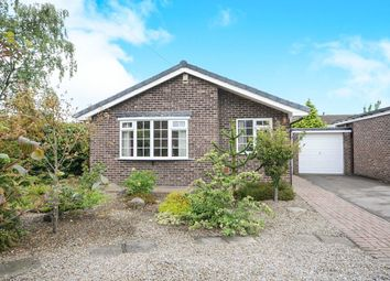 Thumbnail 2 bedroom bungalow for sale in Pasture Close, Strensall, York