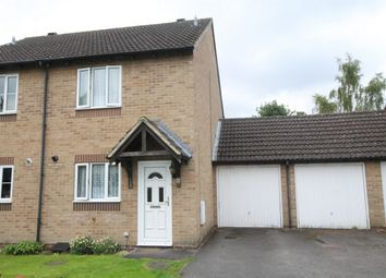 Thumbnail 2 bed semi-detached house for sale in Orchardene, Newbury