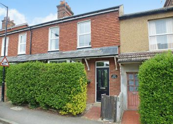 Thumbnail 2 bed terraced house for sale in Camp View Road, St.Albans