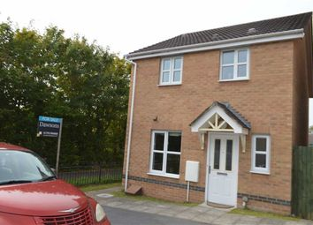 Thumbnail 3 bed detached house for sale in Leucarum Court, Swansea