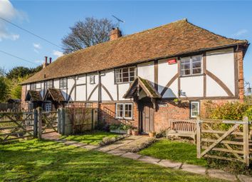 Thumbnail 2 bed terraced house for sale in The Green, Keepers Hill, Patrixbourne, Kent