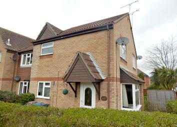 Thumbnail 1 bed terraced house to rent in Grange Farm Avenue, Felixstowe