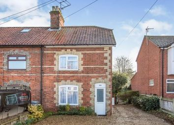Thumbnail 3 bed end terrace house for sale in Wroxham, Norwich, Norfolk