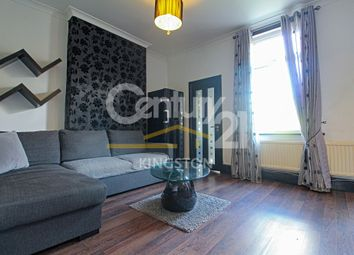 Thumbnail 1 bed flat to rent in Claremont Avenue, New Malden, Surrey