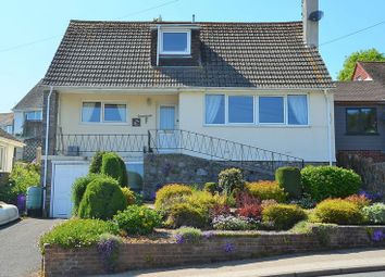 Thumbnail 4 bed bungalow for sale in Lindthorpe Way, Brixham