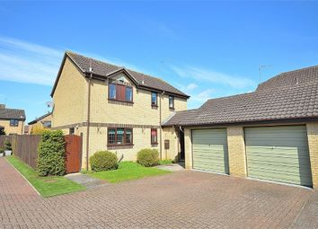 Thumbnail 4 bedroom detached house for sale in Excelsior Gardens, Duston, Northampton