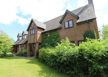Thumbnail 4 bedroom detached house for sale in Galley Lane, Great Brickhill