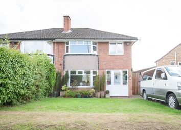 Thumbnail 3 bed semi-detached house for sale in Streather Road, Four Oaks, Sutton Coldfield