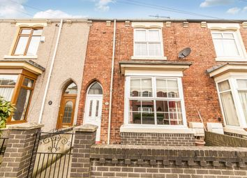 Thumbnail 3 bed terraced house for sale in Wansbeck Gardens, Hartlepool